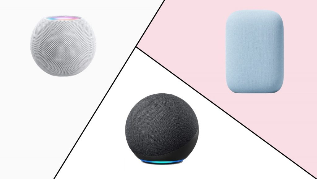 Amazon Echo Vs HomePod Mini Vs Nest Aud